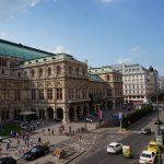 Hotel Bristol Vienna: Blick zur Staatsoper