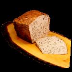 Spinat-Knoblauch-Leberkas