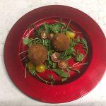 Palmenhaus-Kulinarik: Käsespätzle Knödel