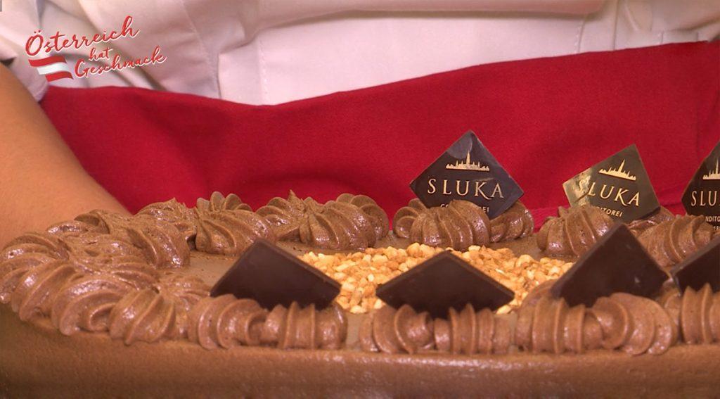 Sluka-Torte