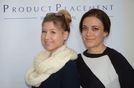 """""""Österreich hat Geschmack"""" Moderatorinnen Melanie Thimm und Ivy Chumley"""